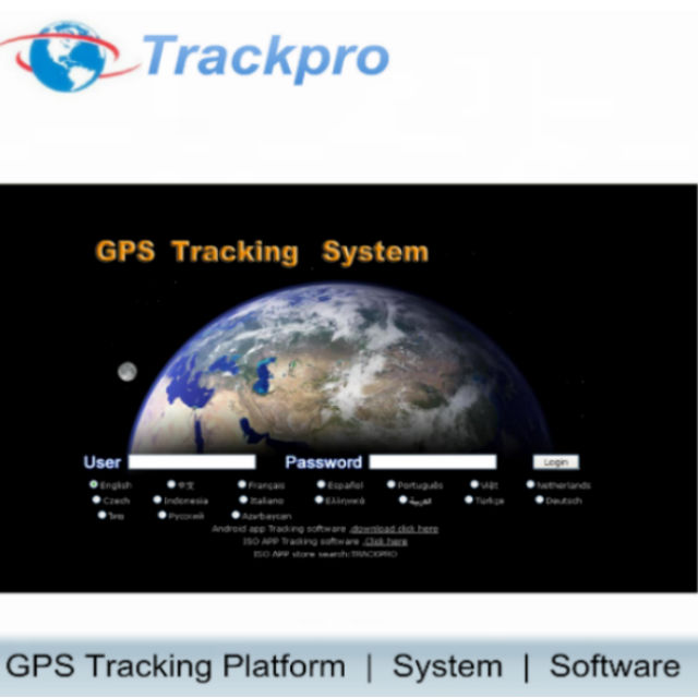 GPS tracking system/software